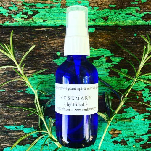 rosemary hydrosol