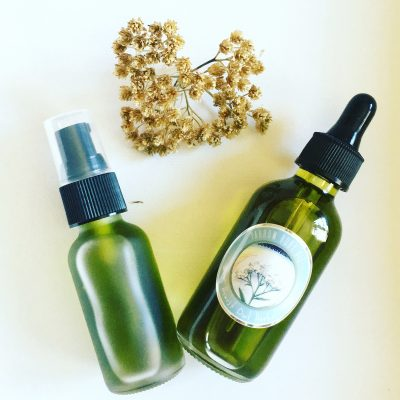 Yarrow Body Oil
